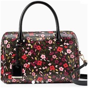 Kate Spade Large Lane Multi color floral $278